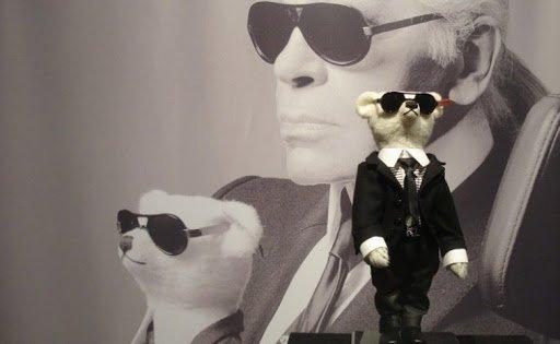 Karl Lagerfeld - Designers Steiff Bears