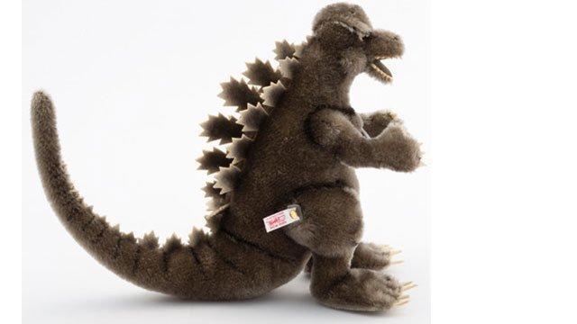 Steiff Limited Edition Godzilla