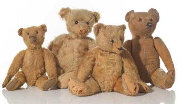 Steiff Teddy Bears Auction